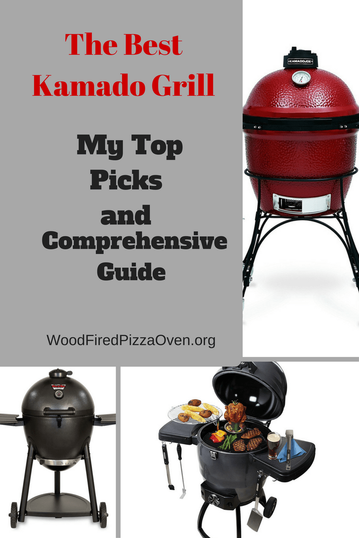 The Best Kamado Grills Our Top 5 Picks Wood Fired