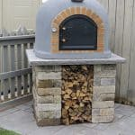 brick pizza oven portugal